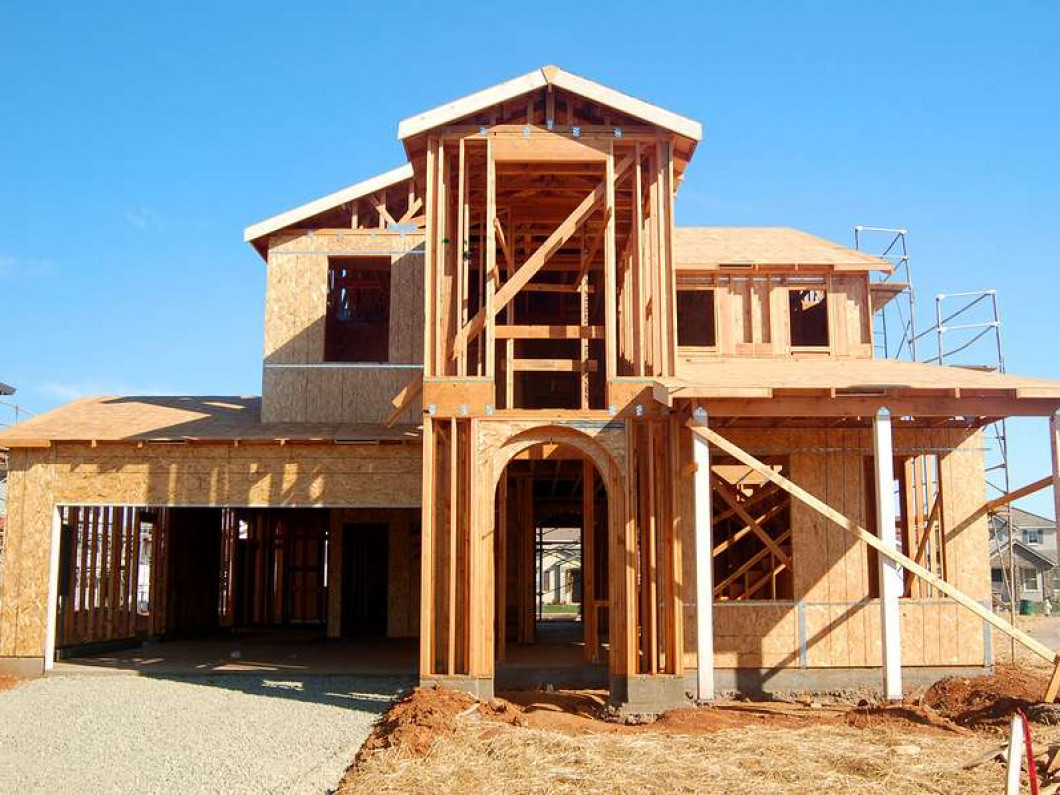 Start Building the Home or Your Dreams!