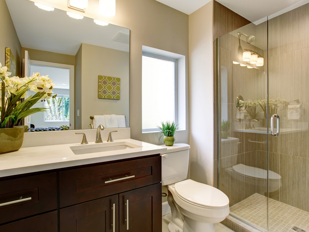 We'll help with your bathroom remodeling design