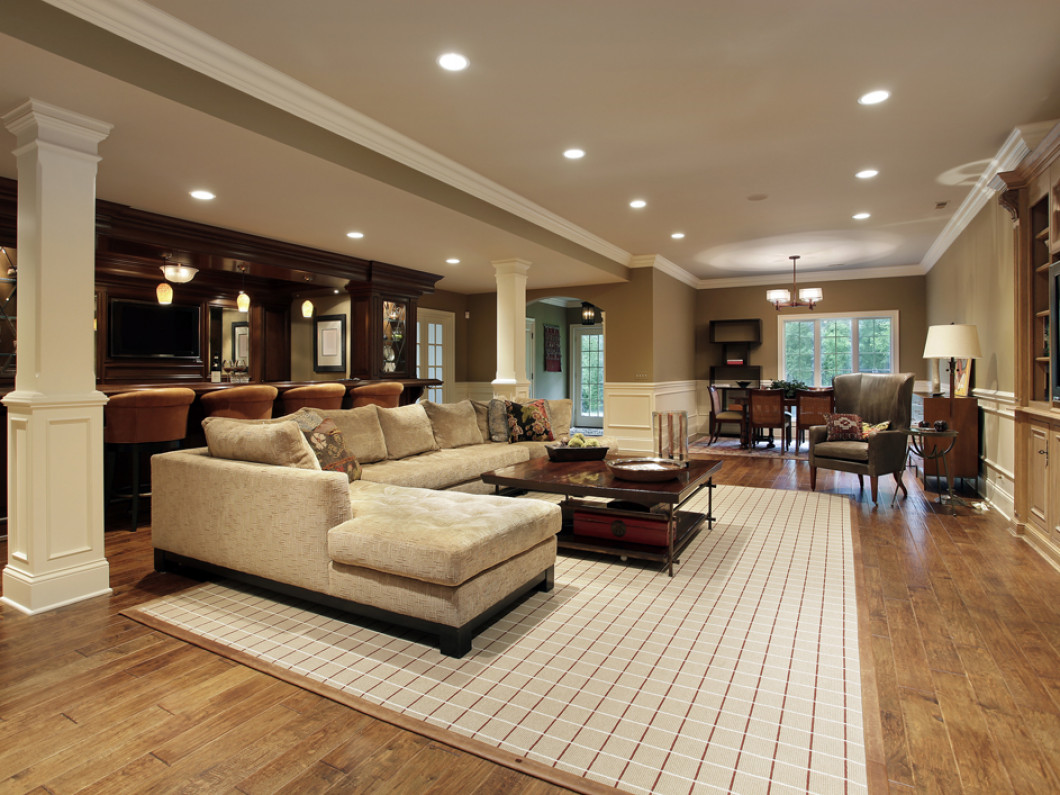 See what you can do with basement remodeling